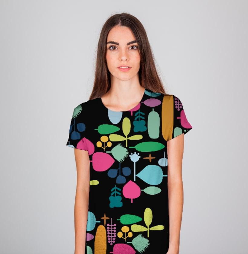 Mi Proyecto del curso: Diseño de estampados textiles 13