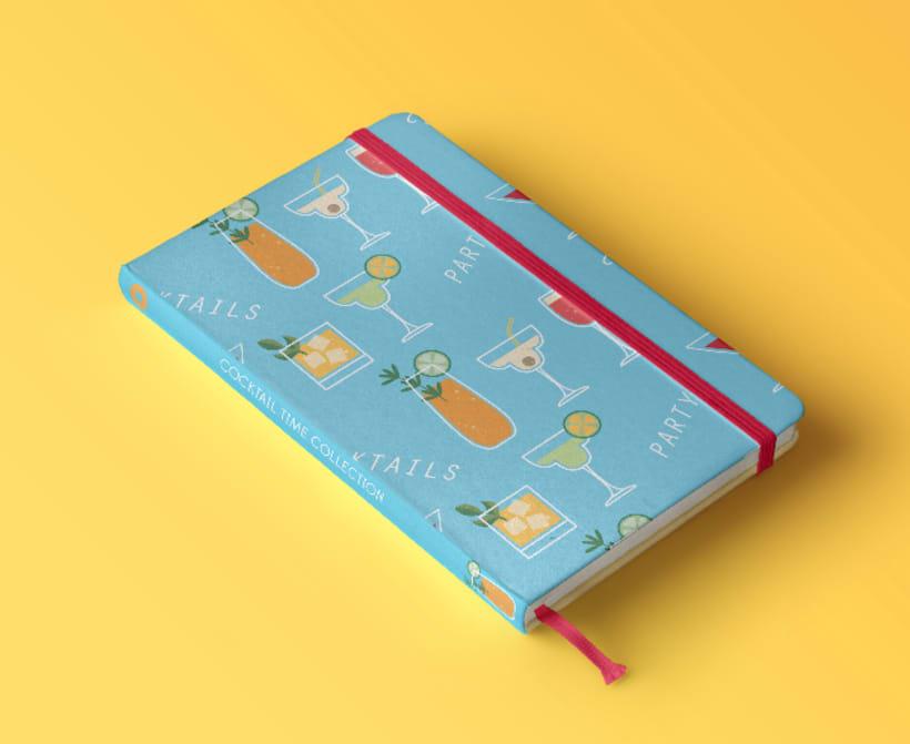 Mi Proyecto del curso: Diseño de estampados textiles 14