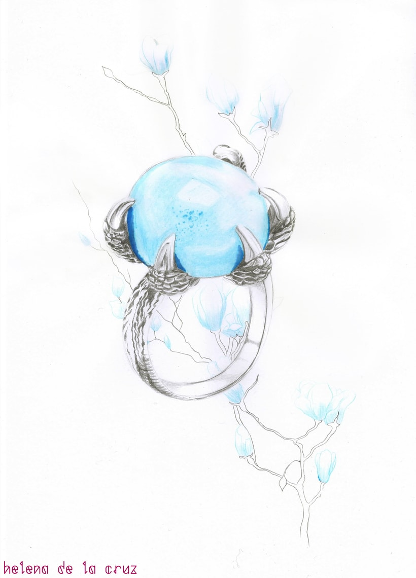 Jewelry illustration for Marahlago -1
