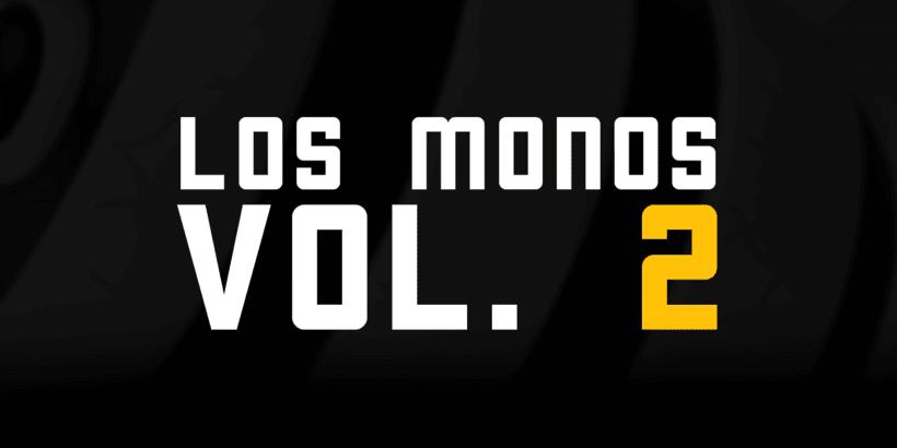 Los Monos Vol. 2 0