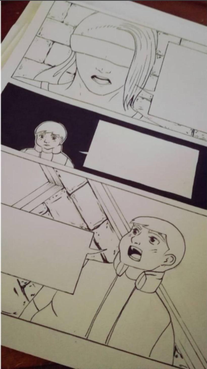 Proyecto Comic 2