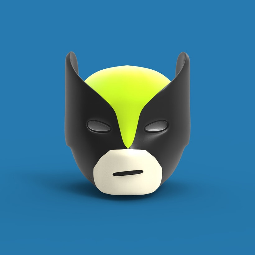 Super hero -1