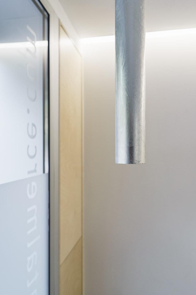 CENTRO DENTAL. Diseño de interior.Diseño de mobiliario a medida. 0