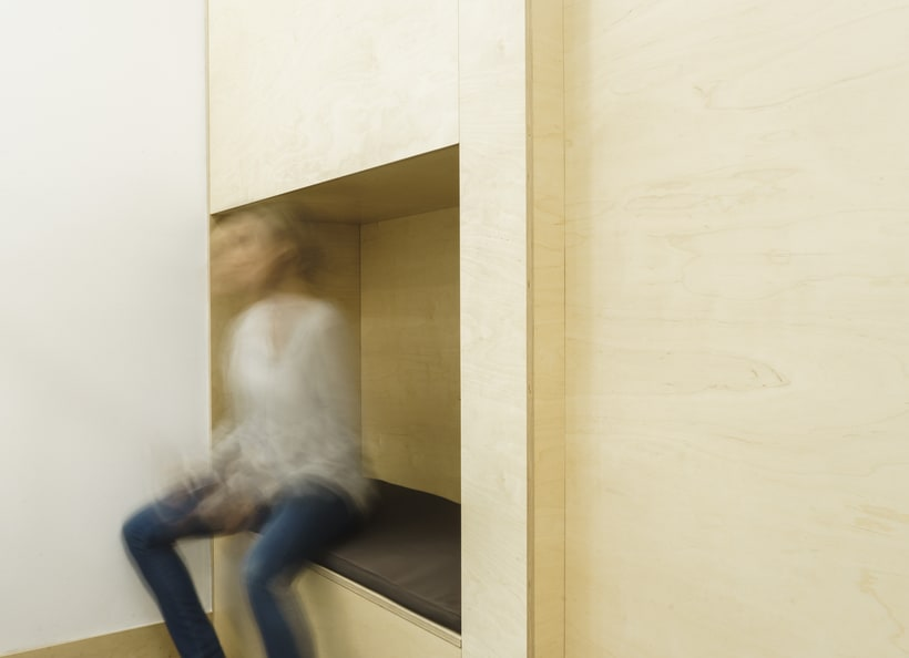 CENTRO DENTAL. Diseño de interior.Diseño de mobiliario a medida. 10