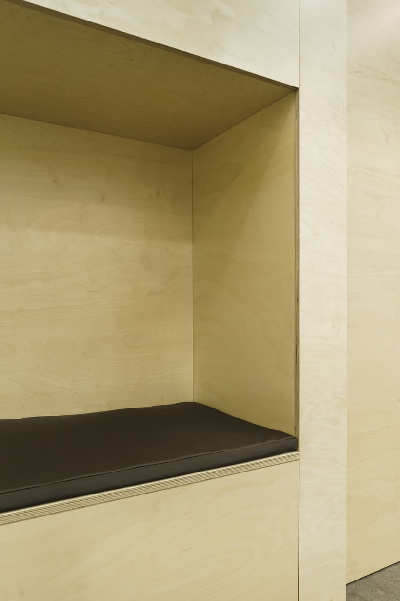 CENTRO DENTAL. Diseño de interior.Diseño de mobiliario a medida. 11