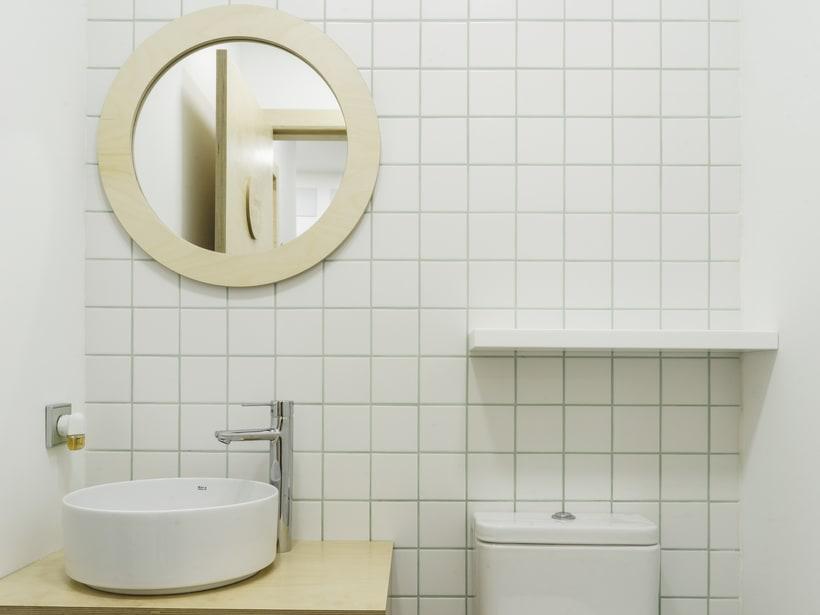 CENTRO DENTAL. Diseño de interior.Diseño de mobiliario a medida. 20
