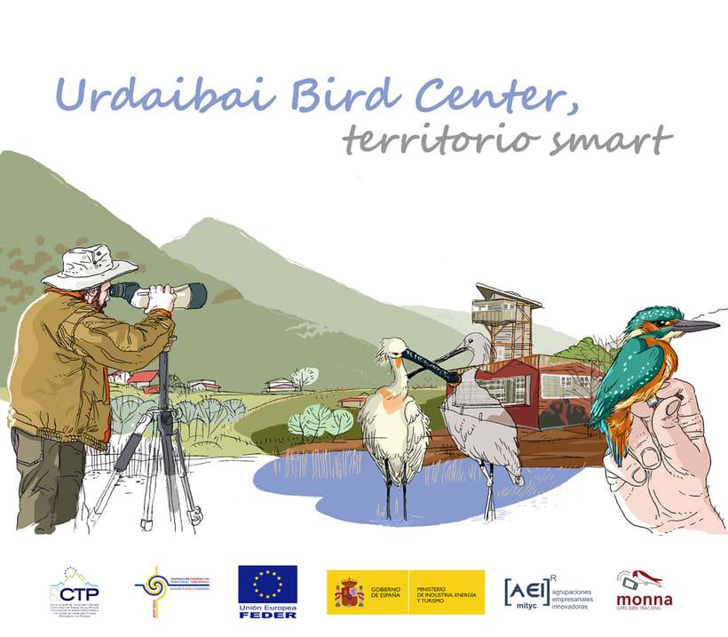 Urdaibai Bird Center (libro) 1