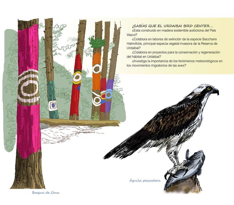 Urdaibai Bird Center (libro) 9