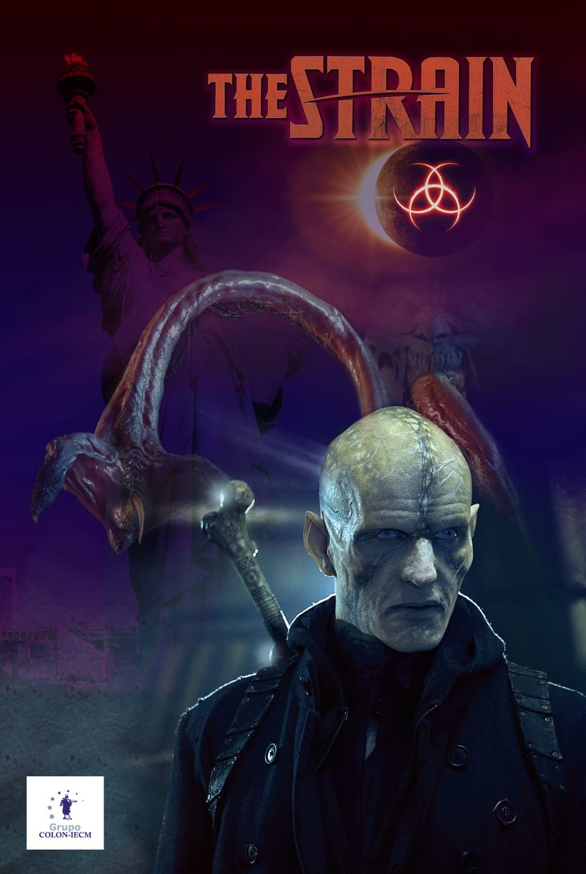 Cinemagraph tercera temporada de The Strain 0