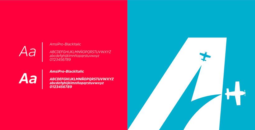 Angstrom - Aviones Acrobáticos (Brand Identity) 4