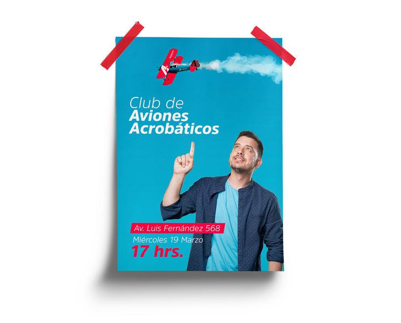 Angstrom - Aviones Acrobáticos (Brand Identity) 9