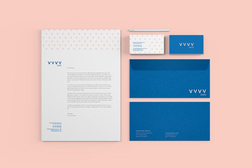 VYVY STORE - Brand Identity 0
