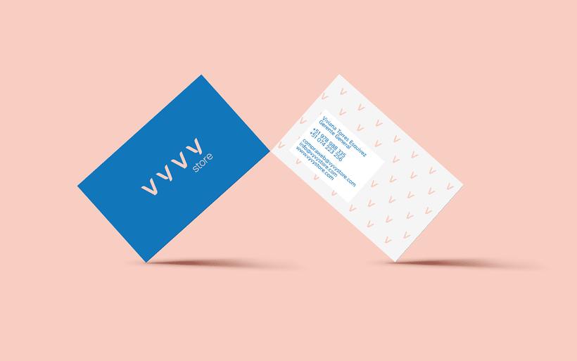 VYVY STORE - Brand Identity 4