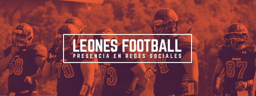 Leones Football - Presencia en Redes Sociales 0