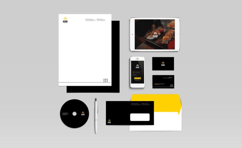 Branding | Kook 2
