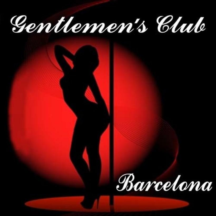 Gentlemen's Club Barcelona -1