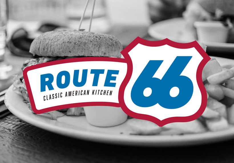 Branding Route66 0