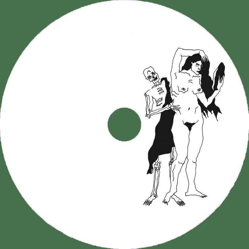 Diseño gráfico para la banda Madre 2