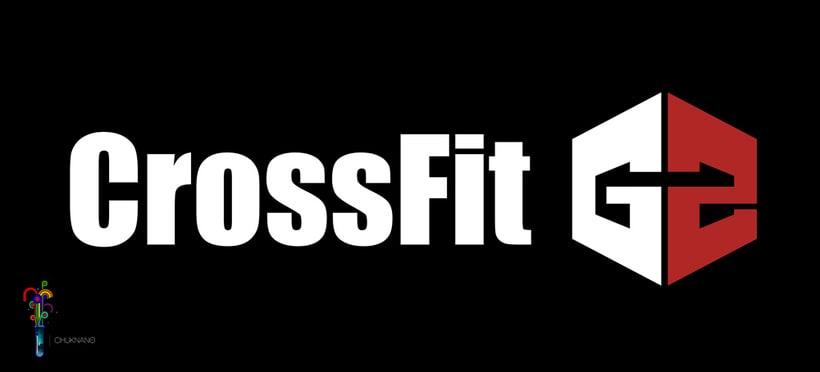 Logotipo - Crossfit G2 1