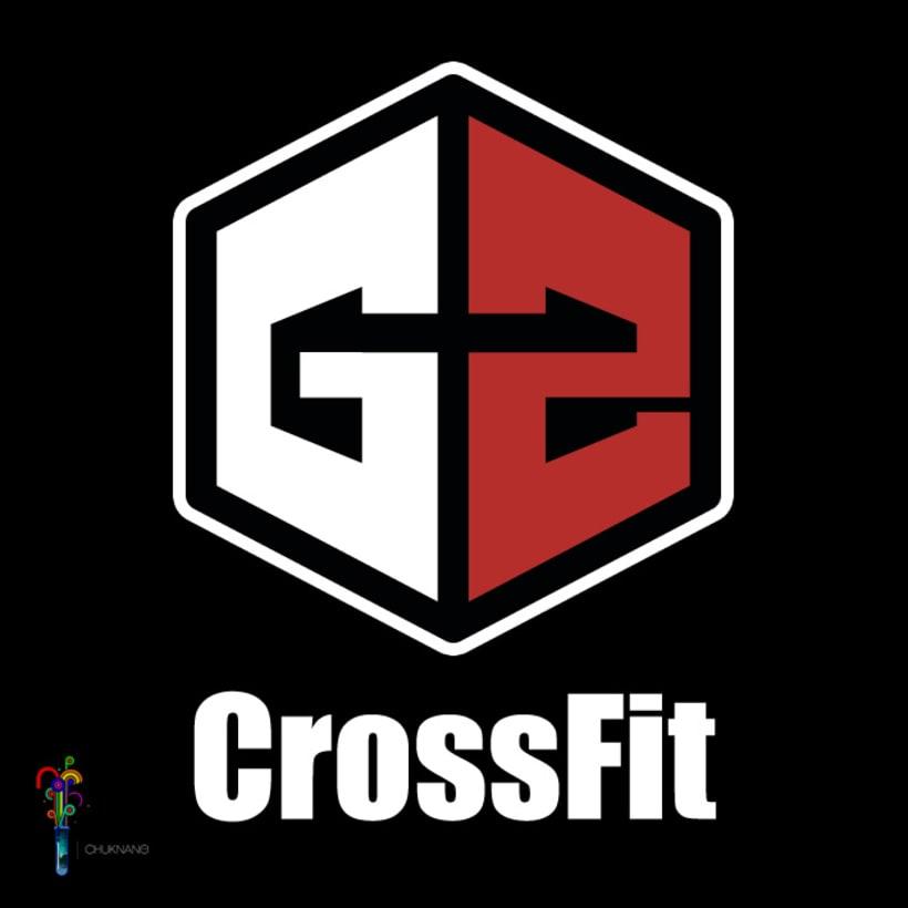 Logotipo - Crossfit G2 2
