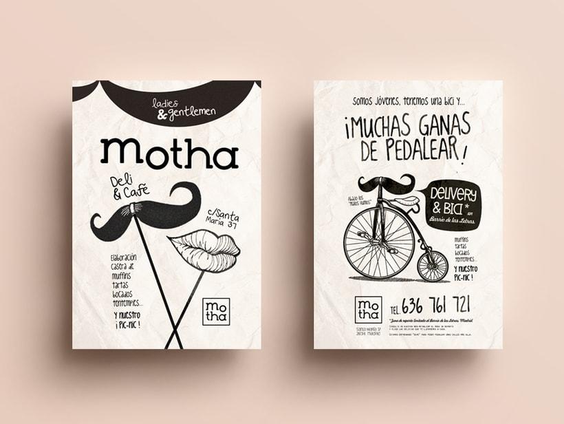 Motha Madrid Homemade & Ecofriendly 3