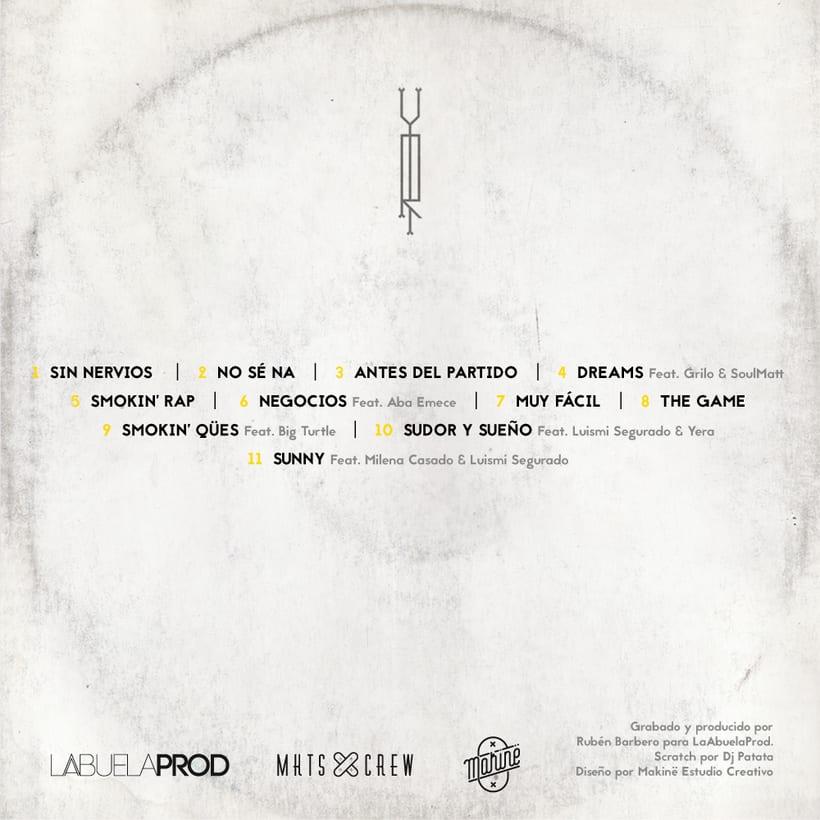 Smokin' Rap Yeray Ruiz & LaAbuelaProd 2