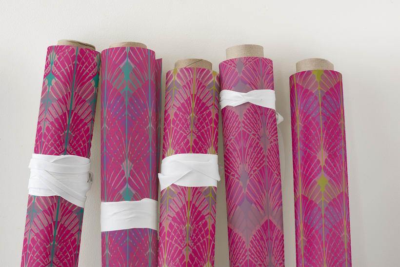 Diseño de estampados para Yumonka.  1
