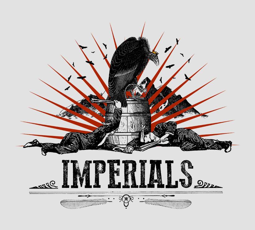 Camiseta Imperials -1