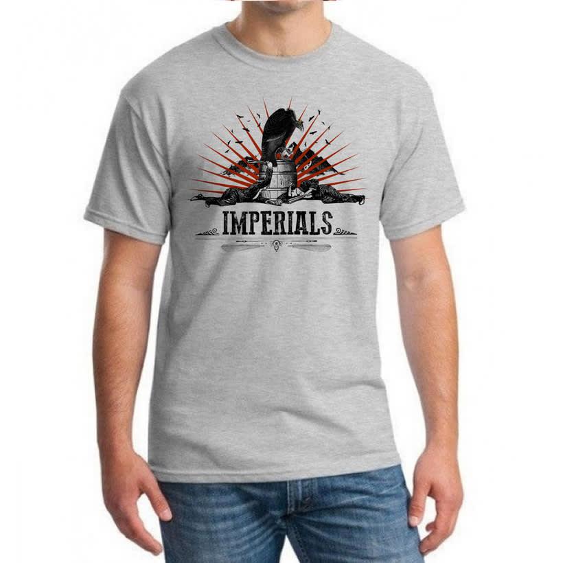 Camiseta Imperials 0