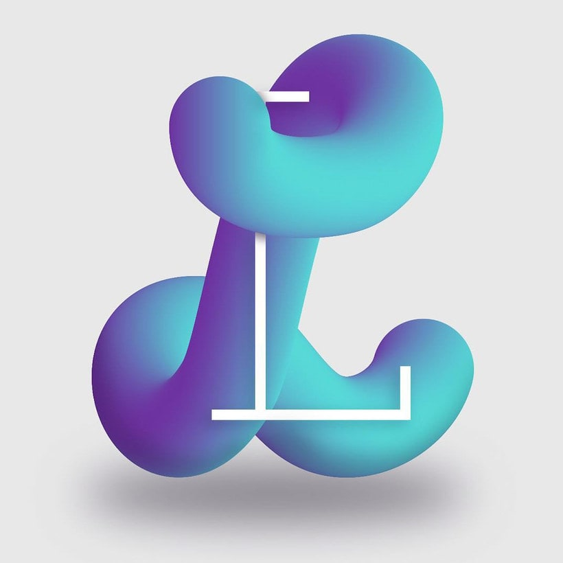 'A letter a day', el reto tipográfico de 365 días 1