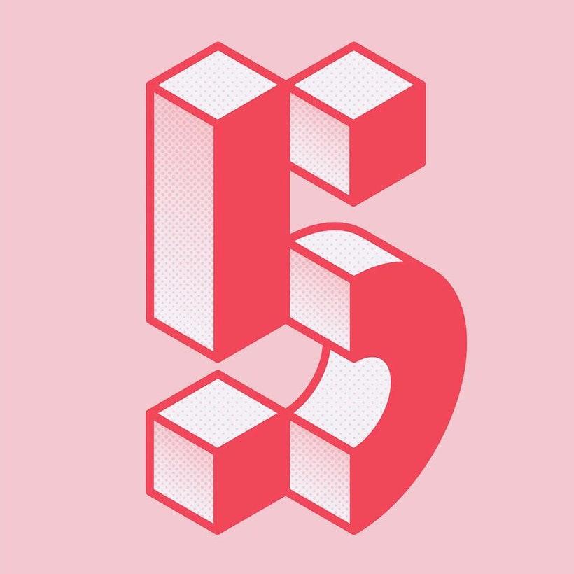 'A letter a day', el reto tipográfico de 365 días 3