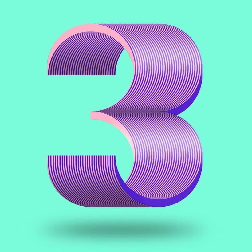'A letter a day', el reto tipográfico de 365 días 11