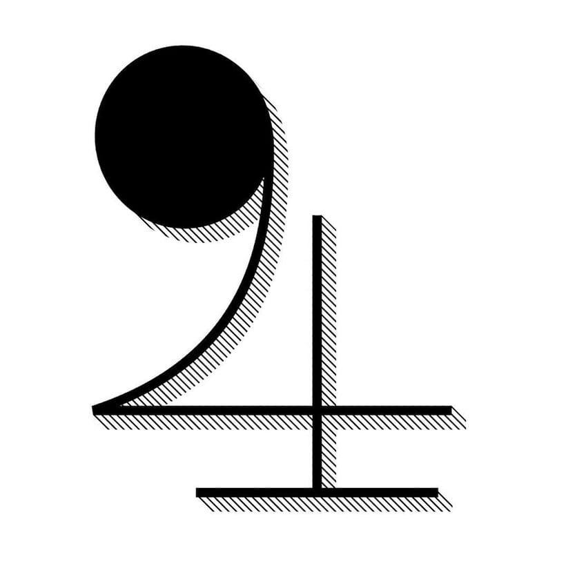'A letter a day', el reto tipográfico de 365 días 16