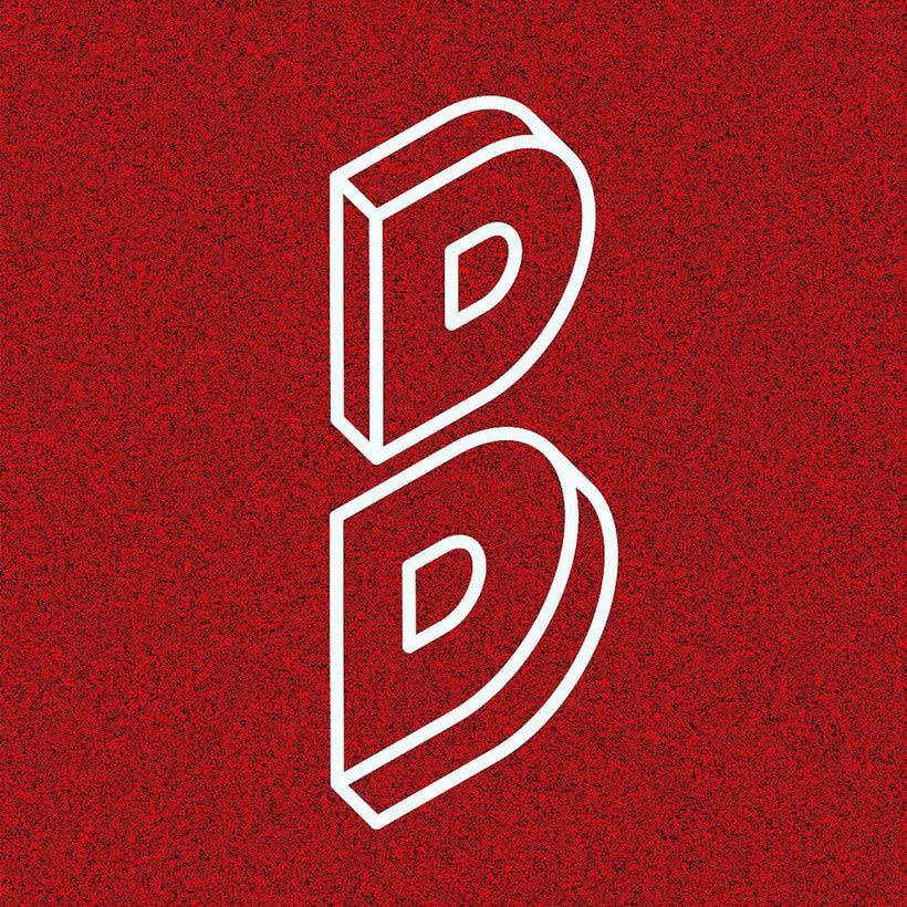 'A letter a day', el reto tipográfico de 365 días 21