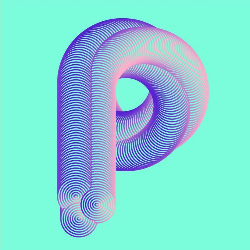 'A letter a day', el reto tipográfico de 365 días 22