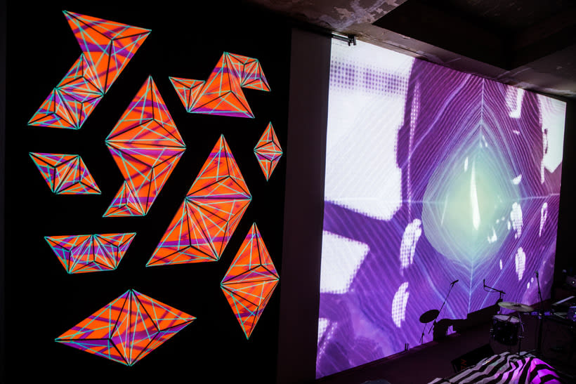 Video Mapping - Vj Santiago 4