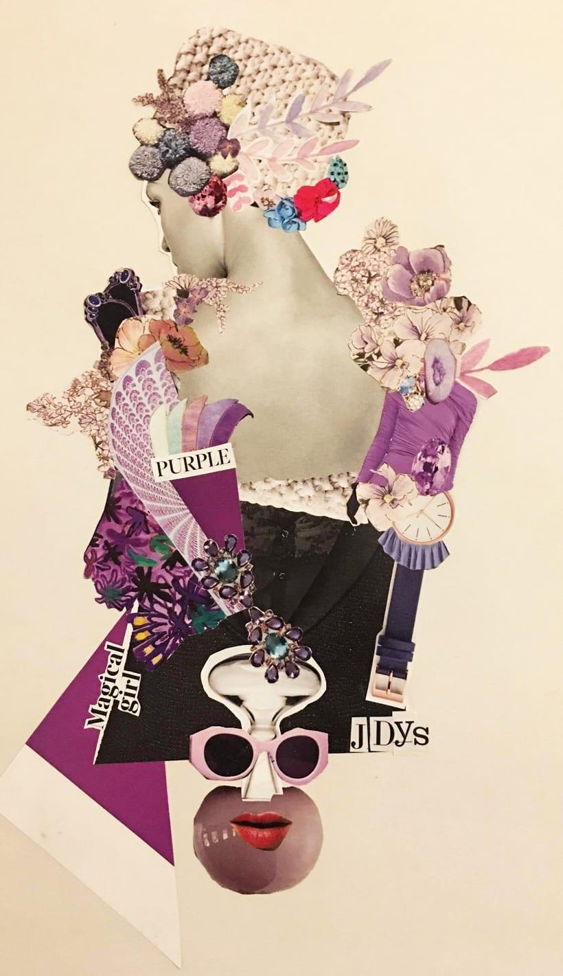 Mi Proyecto del curso: Sastrería de papel: Ilustrando con tijeras 4