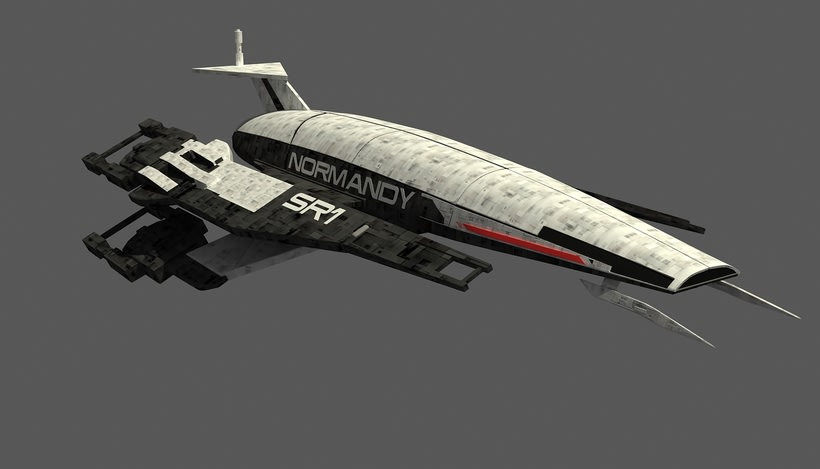 Normandy SR1 Mass Effect 2