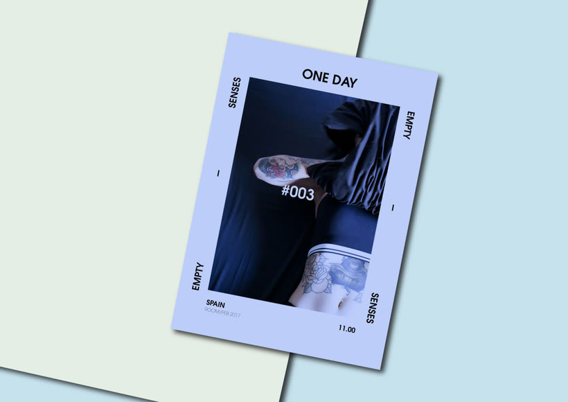 ONE DAY #003 0