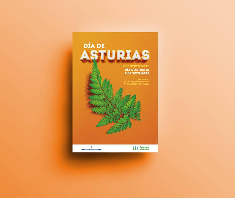 Día de Asturias 2016 1