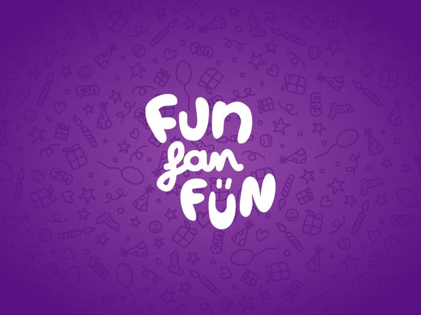 Fun fan fun 1