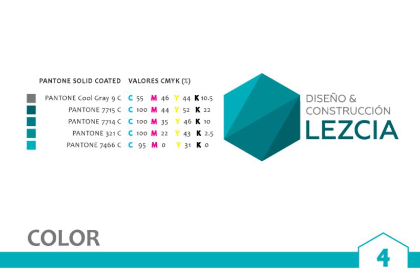 Diseño y Construcción LEZCIA 5