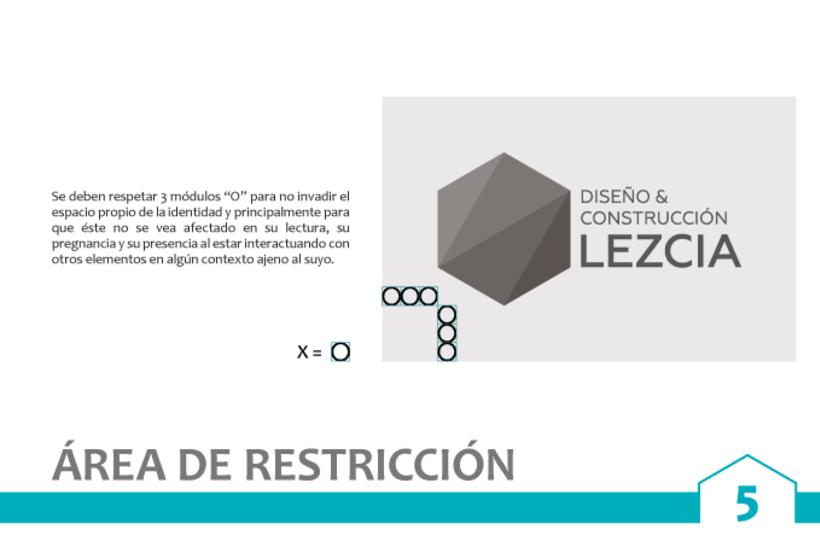 Diseño y Construcción LEZCIA 6