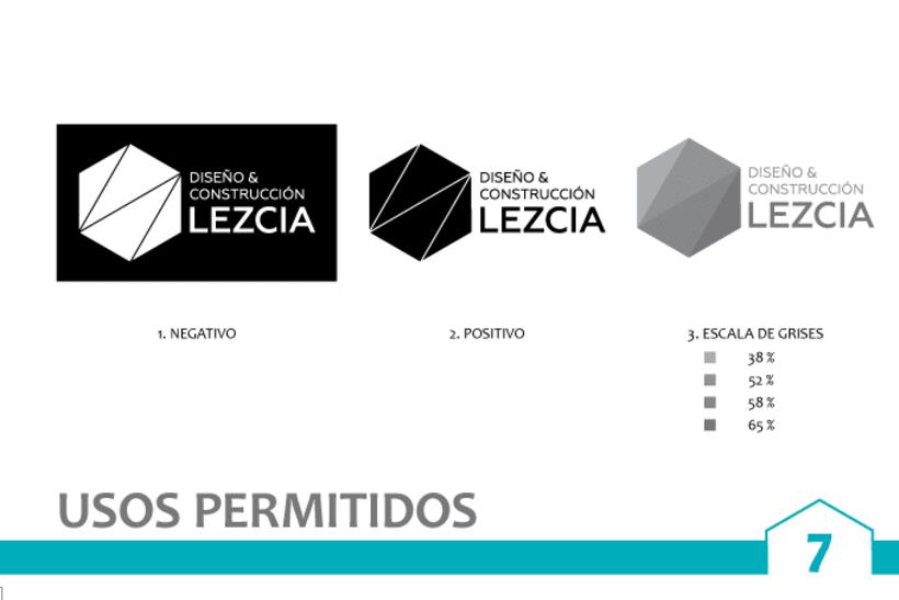 Diseño y Construcción LEZCIA 8