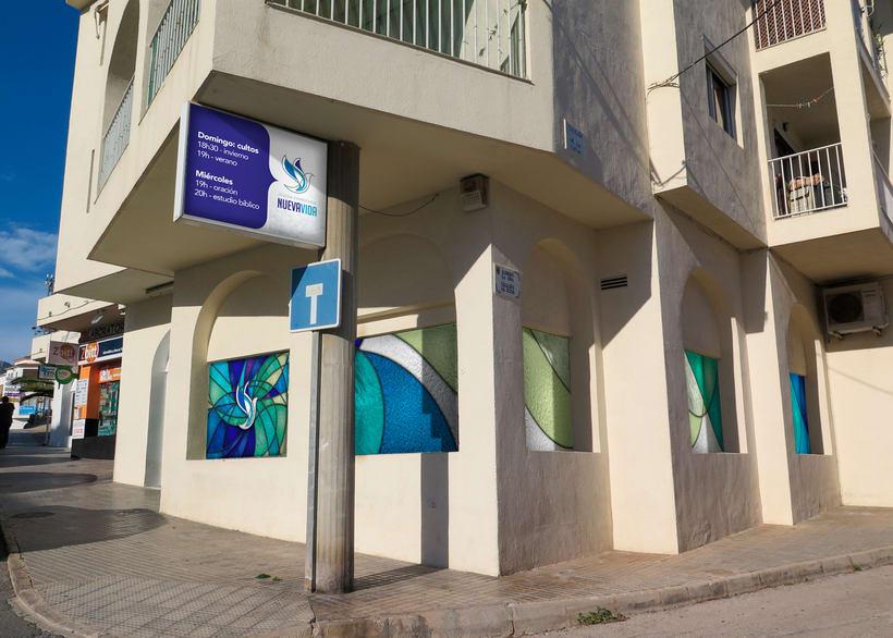 Marca y proyecto de fachada 4