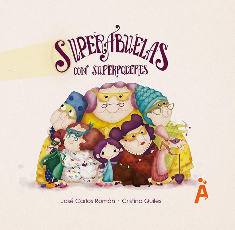 SUPERABUELAS CON SUPERPODERES 0