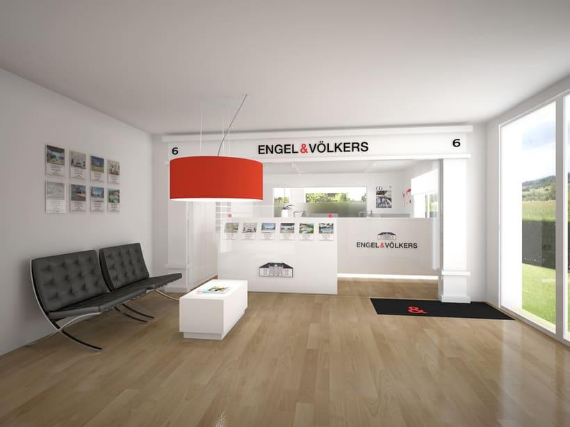 3D Oficinas Engel & Völkers 4