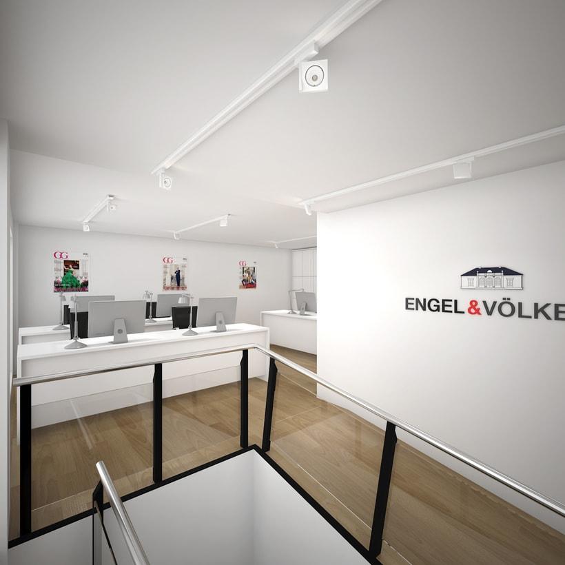 3D Oficinas Engel & Völkers 8