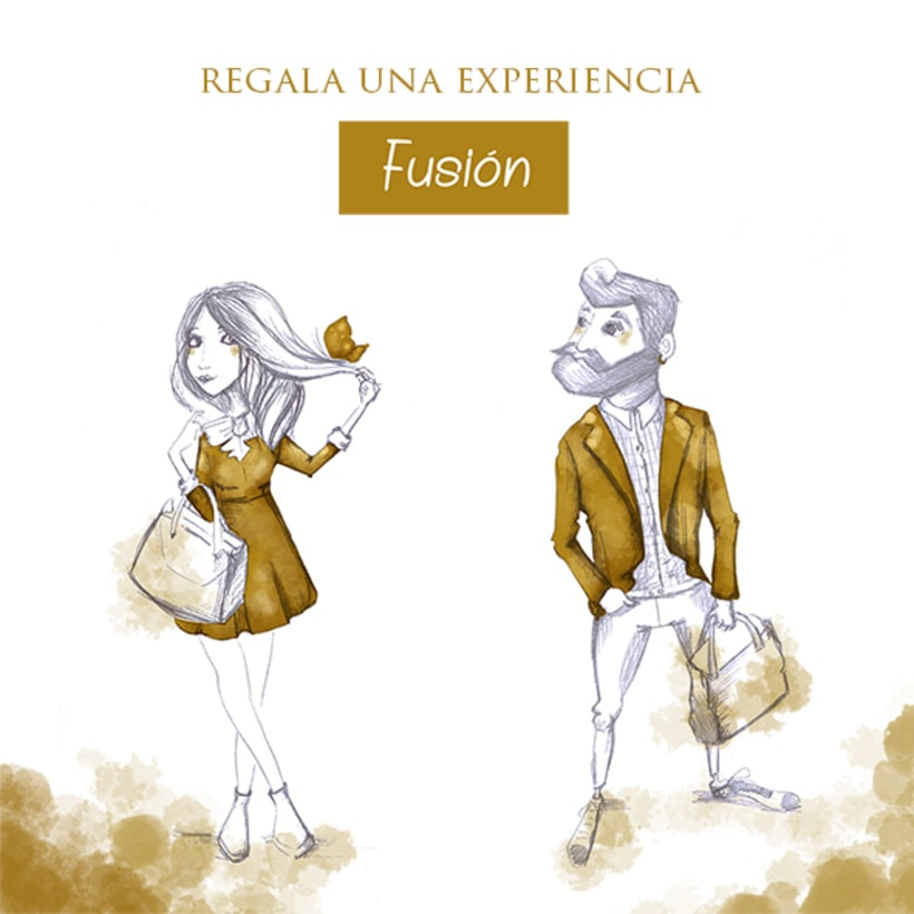 TARJETAS REGALO FUSIÓN SALÓN DE BELLEZA 2