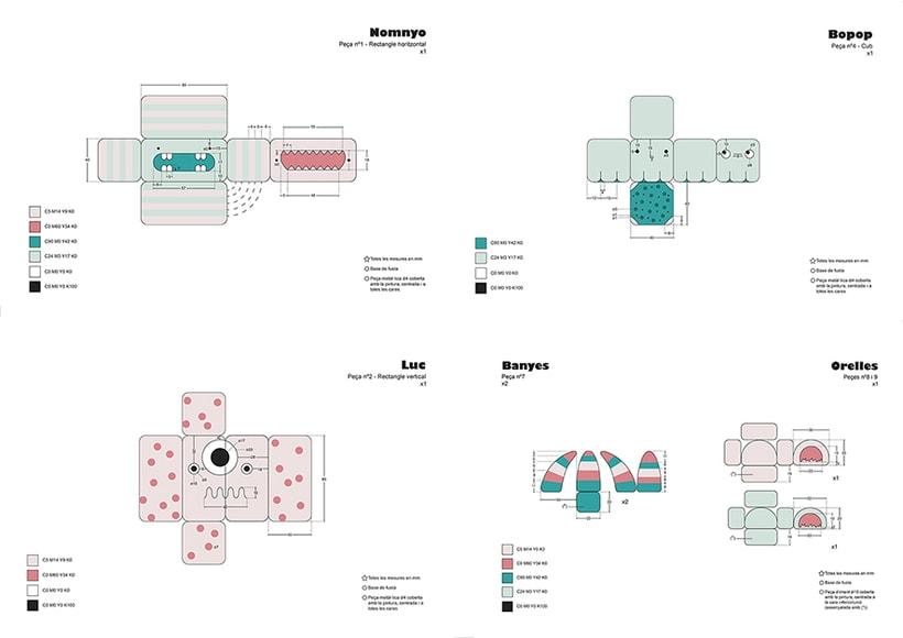 Juguete de equilibrio Momyo (prototipo) 2